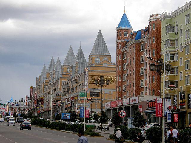 Манчьжурия Китай источник https://commons.wikimedia.org/w/index.php?curid=8295911