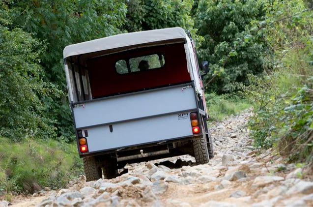 грузовик Global Vehicle Trust