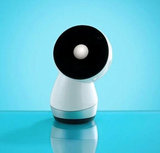 Jibo социальный робот